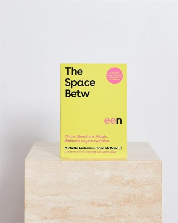 The Space Between by Michelle Andrews and Zara McDonald - Bed Threads