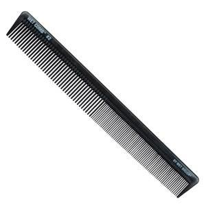 The Wet Comb No.2 Styling Hair Comb Black