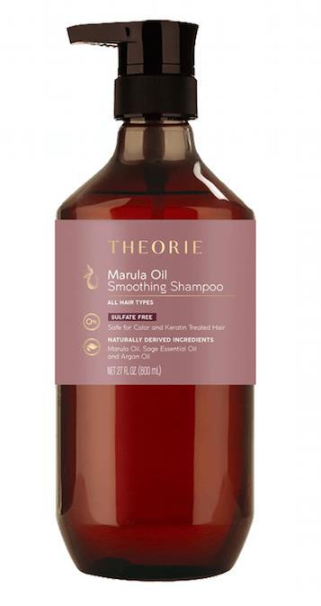 Theorie Marula Oil Smoothing Shampoo 800ml