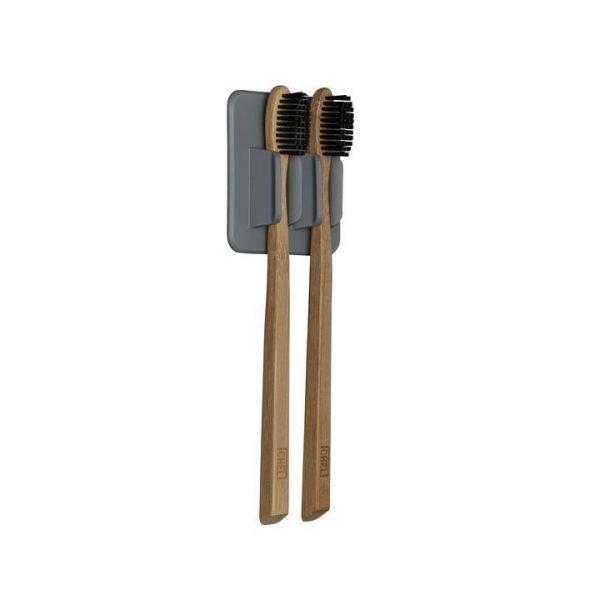Tooletries The George Toothbrush Rack - Grey