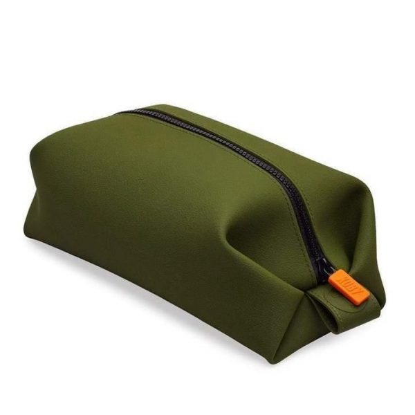 Tooletries The Koby Toiletry Bag - Olive