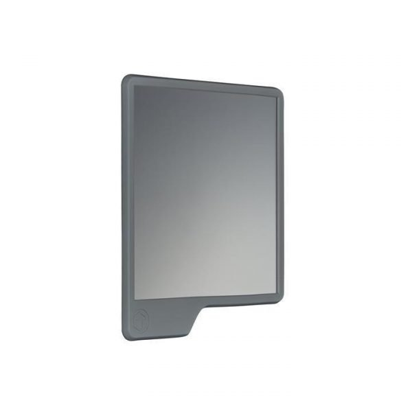 Tooletries The Oliver Shower Mirror - Grey