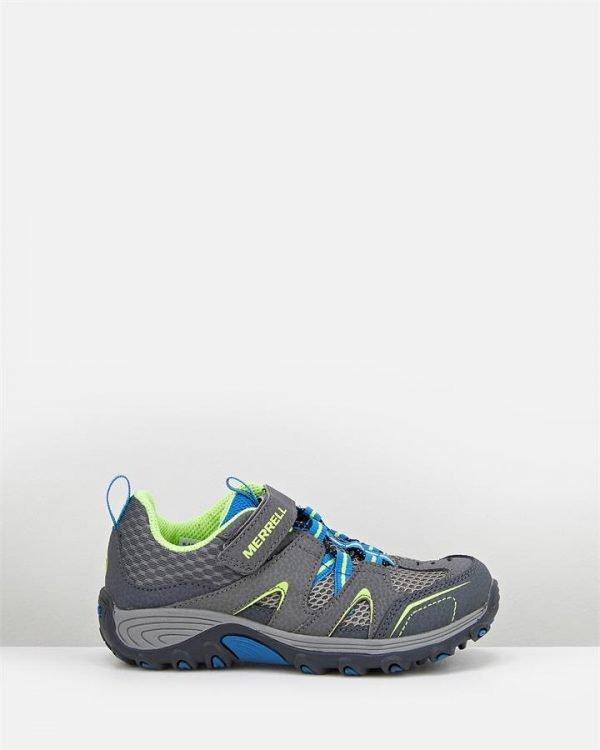 Trail Chaser B Grey/Blue