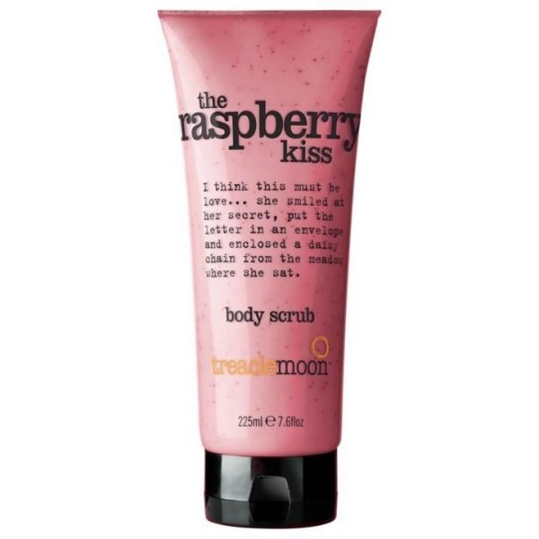 Treaclemoon The Raspberry Kiss Body Scrub 225ml
