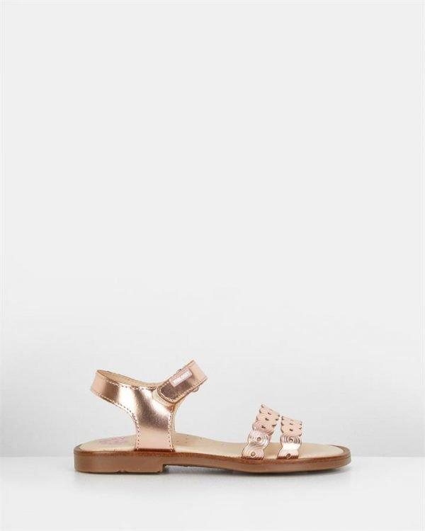 Twist Sandal G 456290 Yth Rose Gold