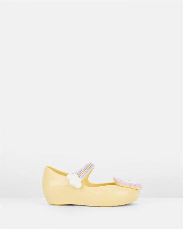Ultragirl Unicorn Pale Yellow