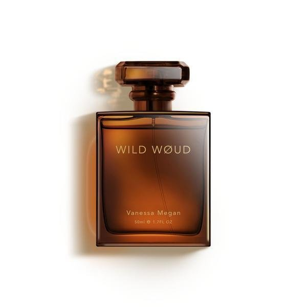 Vanessa Megan Wild Woud 100% Natural Perfume 50ml