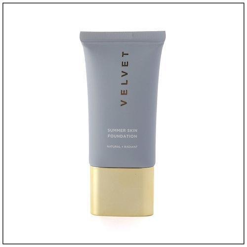 Velvet Concepts Summer Skin Foundation 30ml - Caramel