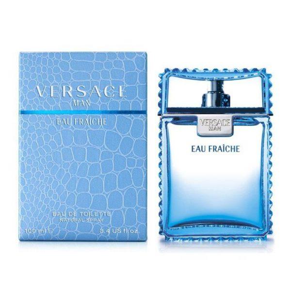 Versace Eau Fraiche Man Eau De Toilette 100ml