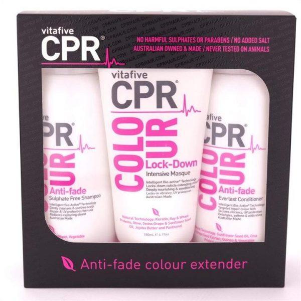 Vitafive CPR Colour Trio Pack