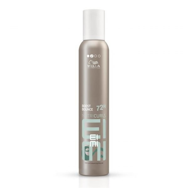 Wella EIMI Nutricurls Boost Bouce Mousse 300ml