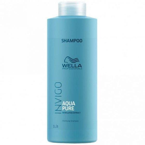 Wella Professionals Invigo Balance Aqua Pure Shampoo 1000ml