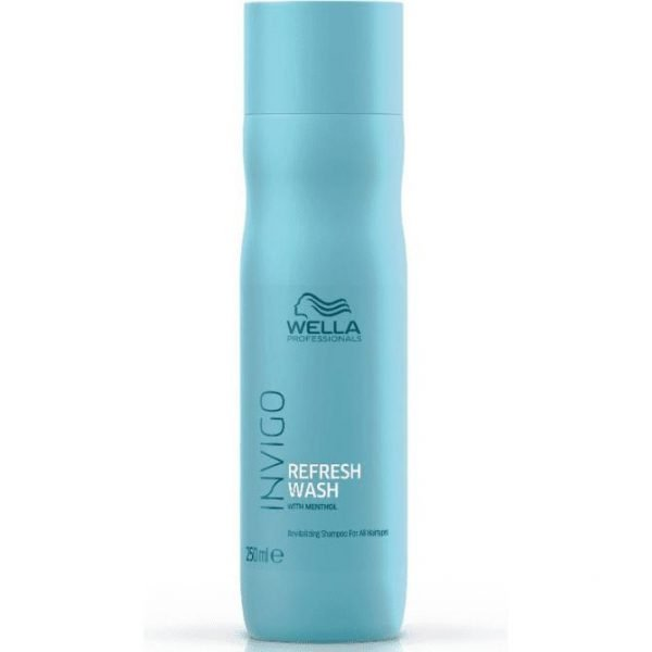 Wella Professionals Invigo Balance Refresh Wash Revitalising Shampoo 250ml