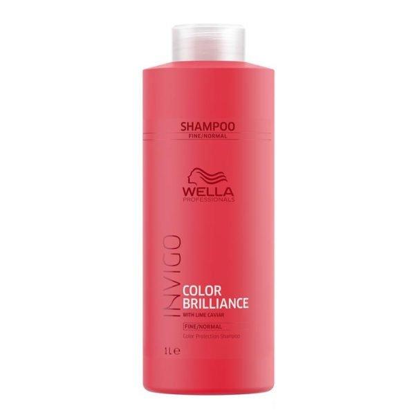 Wella Professionals Invigo Color Brilliance Shampoo 1000ml