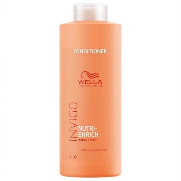 Wella Professionals Invigo Nutri-Enrich Deep Nourishing Conditioner 1000ml