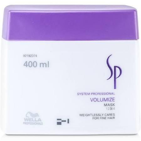 Wella SP System Professional Volumize Mask 400ml