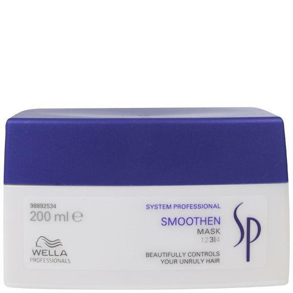 Wella Sp System Professional Smoothen Treatment Mask 200ml