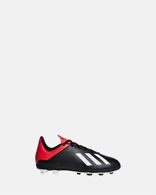 X 18.4 Fx Gj Black/Off White/Red