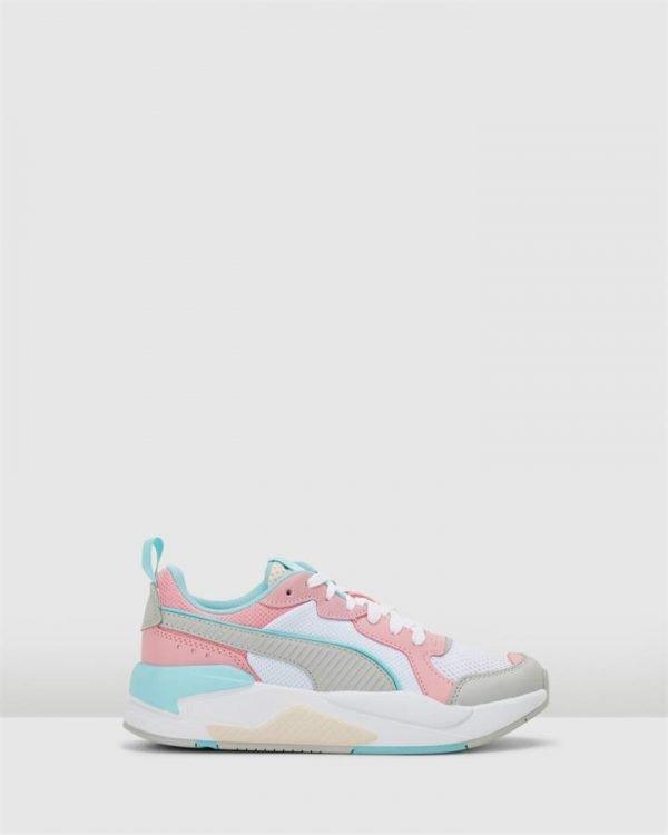 X Ray Jr Gs Grey/White/Pink