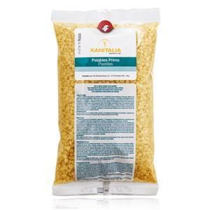 Xanitalia Pelables Strip Less Hard Wax Honey Yellow
