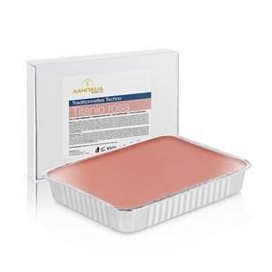 Xanitalia Techno Strip Less Hard Wax Pink Titanium