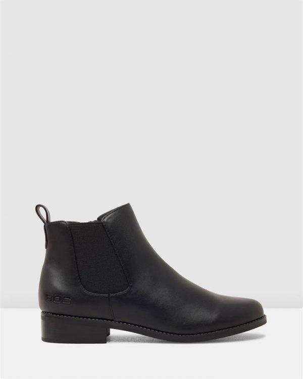 Zack Ii Boot Black