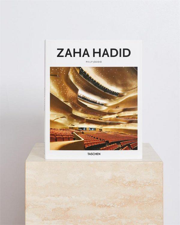 Zaha Hadid (Taschen's Basic Art Series) by Philip Jodidio - Bed Threads