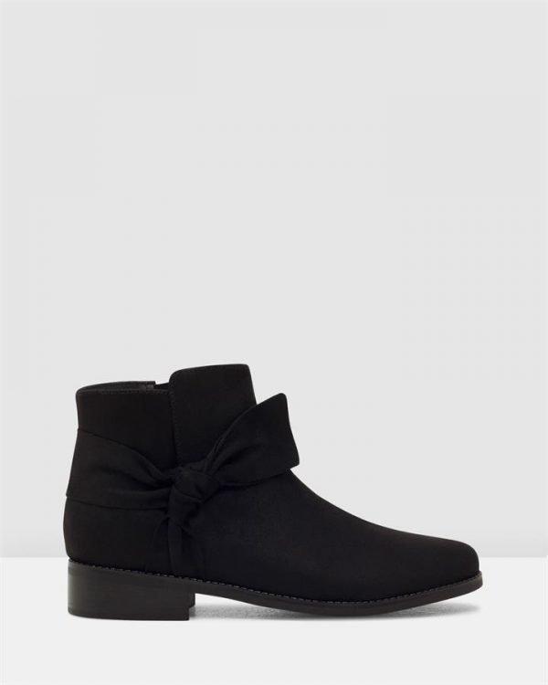 Zest Boot Black