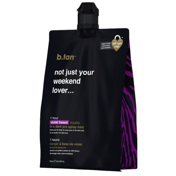 b.tan Not Just Your Weekend Lover Pro Spray Mist 750ml