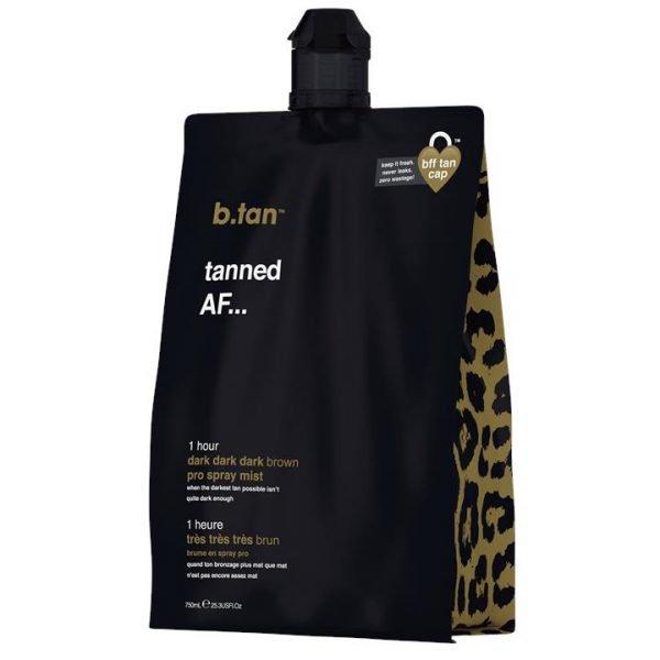 b.tan Tanned AF Pro Spray Mist 750ml