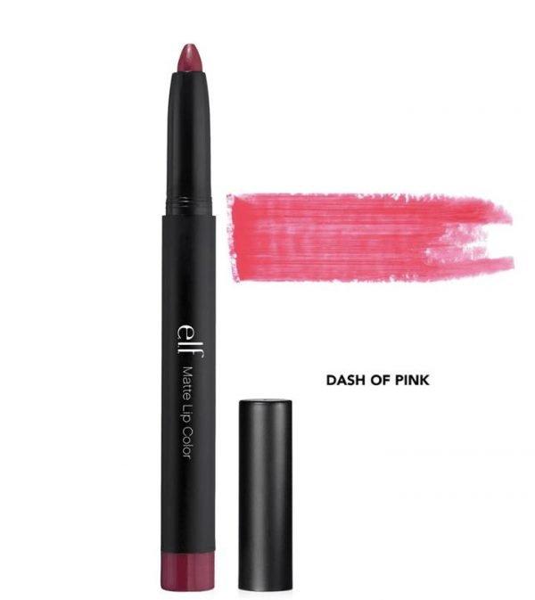 elf Matte Lip Color Dash of Pink 1.4g