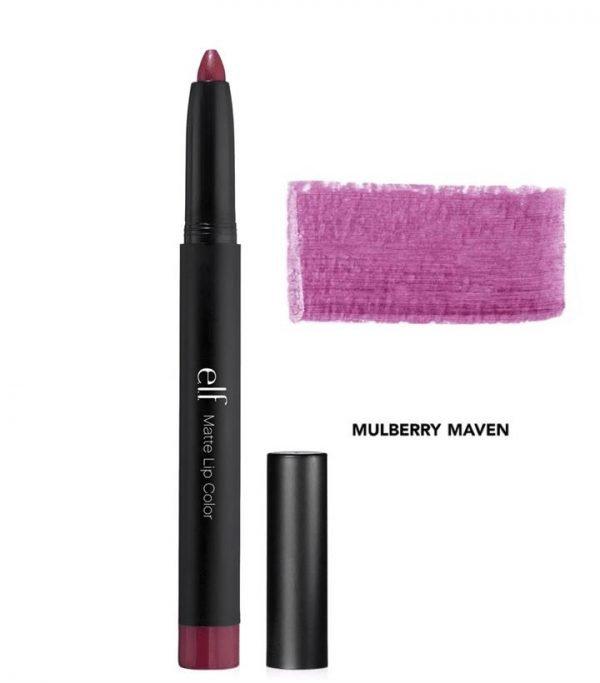 elf Matte Lip Color Mulberry Maven 1.4g