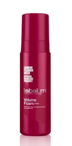 label.m Volume Foam 210ml
