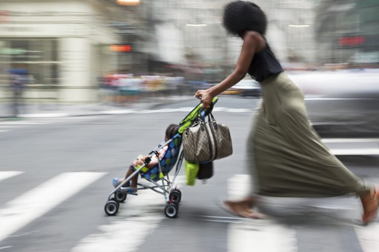 How You Can Stop Being A Rushed Mum