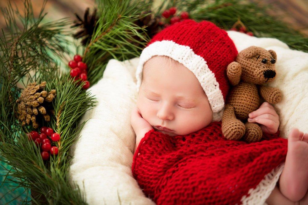 Christmas Greenery Inspired Names
