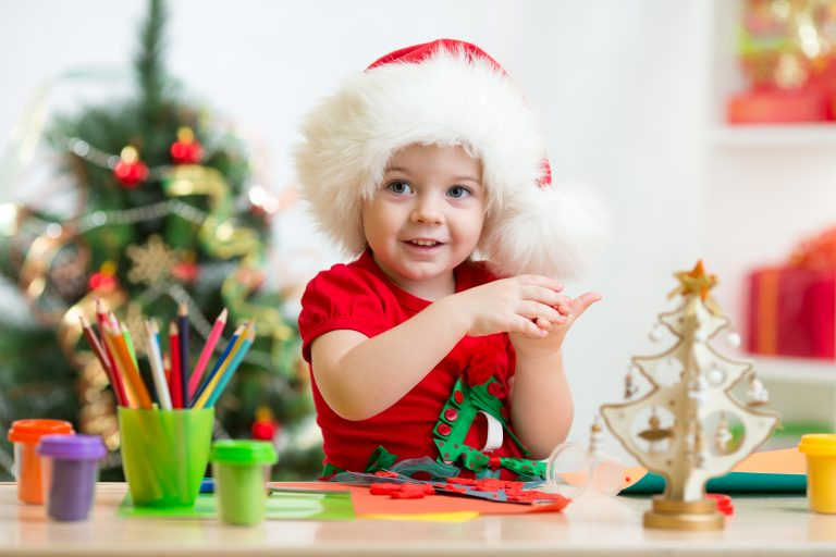 Christmas DIY Kids Craft