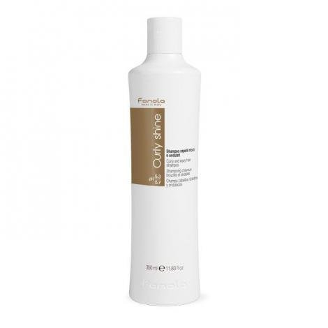 Fanola Curly Shine Shampoo 350ml