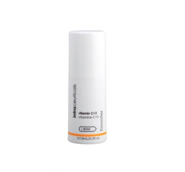 Intraceuticals Booster Vitamin C+3 Serum 15ml