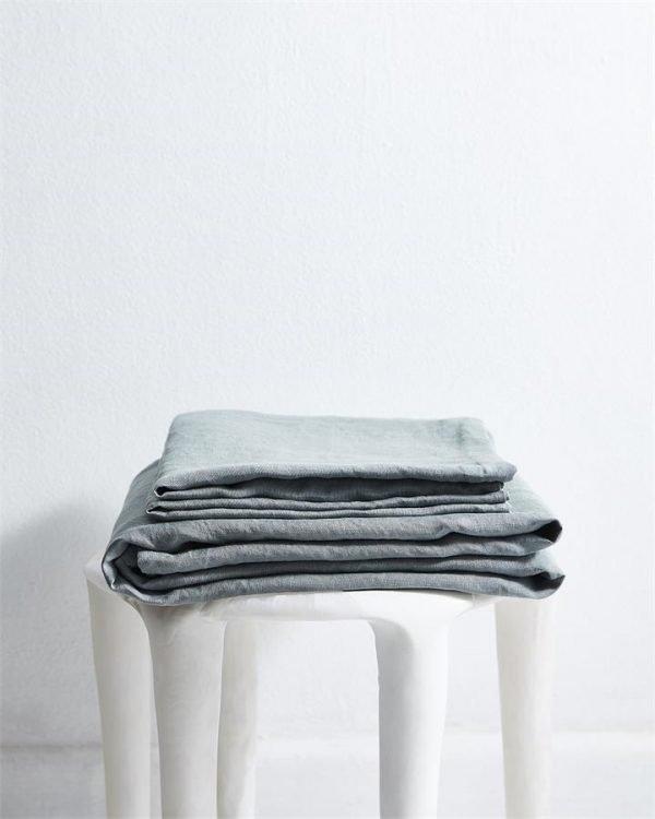 Mineral 100% Flax Linen Sheet Set - Bed Threads