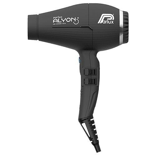Parlux Alyon Air Ionizer 2250 Tech Hair Dryer Black