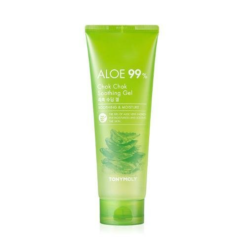 TM Aloe 99% Chok Chok Soothing Gel Sachet