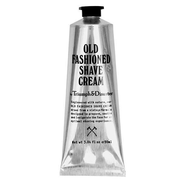 Triumph & Disaster Old Fashioned Shave Cream 90ml tube