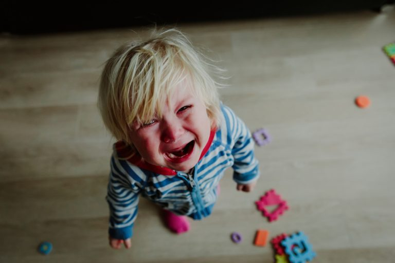5 Ways To Soothe An Upset Child