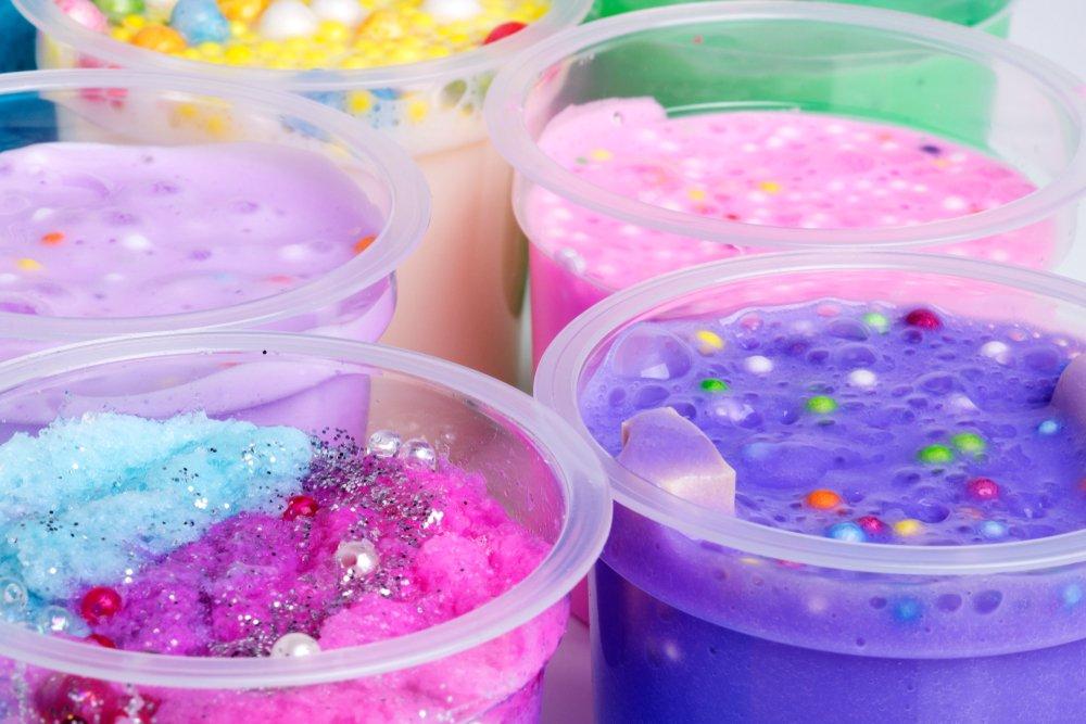 The Best Slime Recipes For Kids Glitter Slime