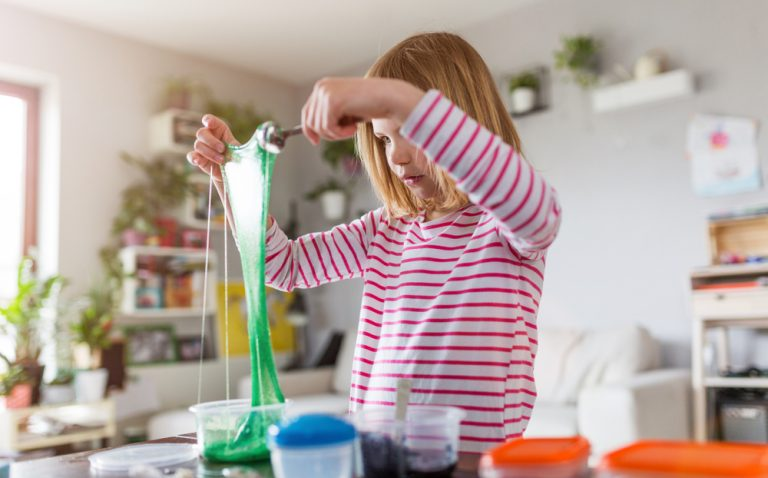 The Best Slime Recipes For Kids
