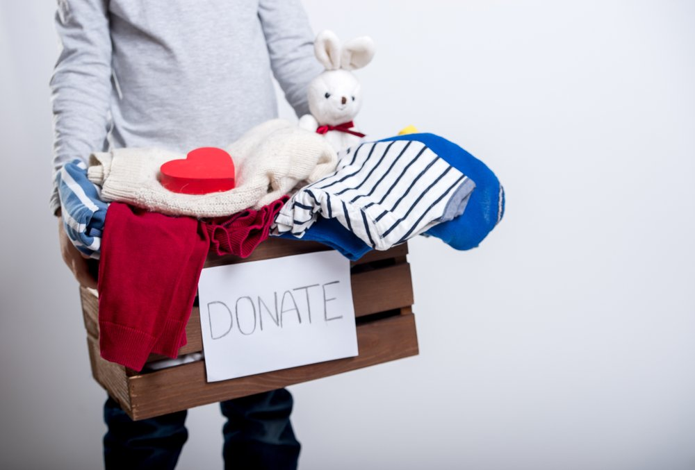 Donate Your Home Items