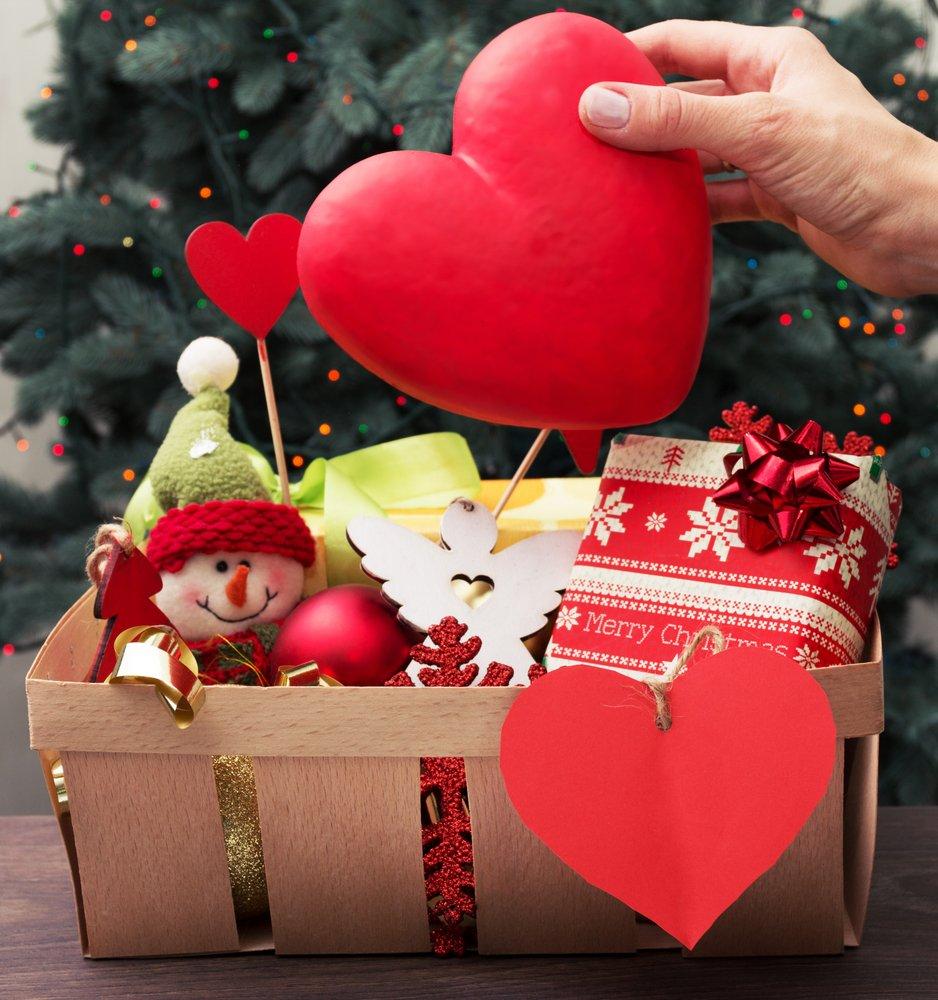 Donate Christmas Gifts