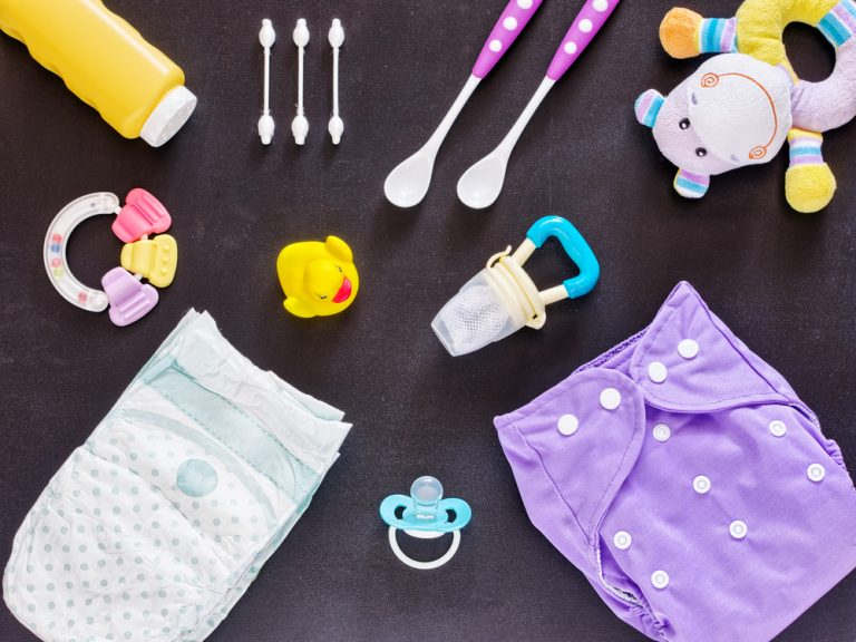 Baby Essentials For The Mum On A Budget