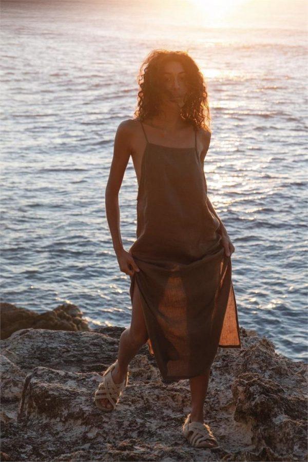 BODY SUN LONG DRESS - 6
