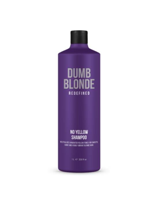 Dumb Blonde No Yellow Shampoo 1000ml